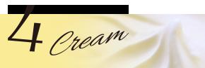 Creamのイメージ写真